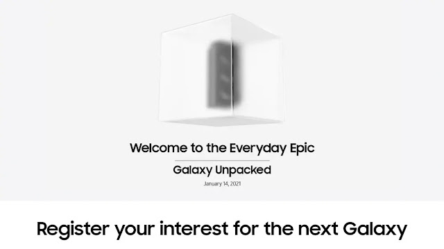 Samsung Galaxy S21 launch date set on January 14, pre-orders will start in online/offline stores