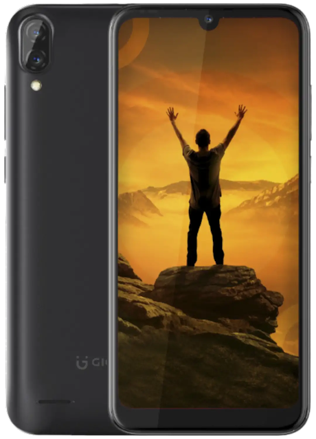Gionee Max Specifications