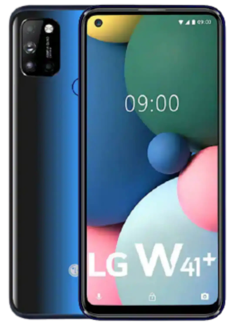 LG W41 Plus Specifications