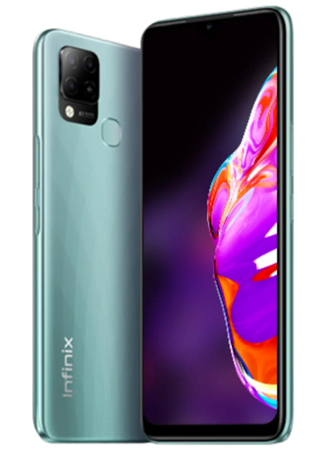 Infinix Hot 10S NFC Specifications
