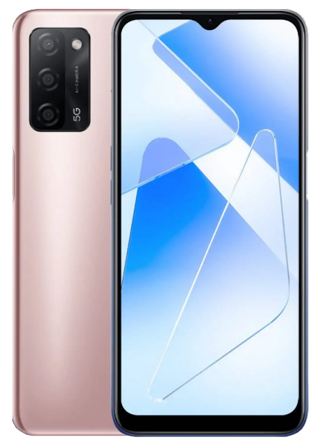 Oppo A53s 5G Specifications