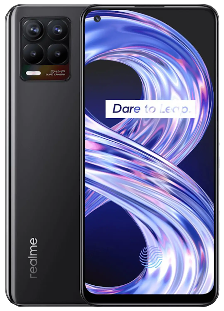 Realme 8 5G Specifications