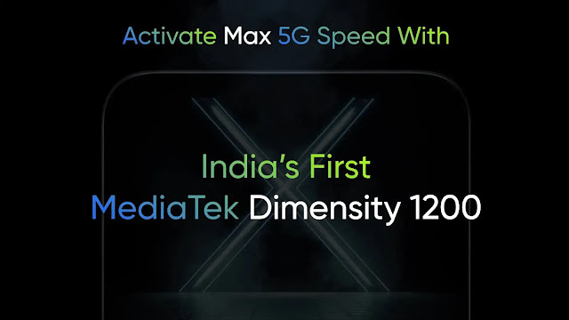 Realme GT Neo may be launch in India rebranded as Realme X7 Max 5G