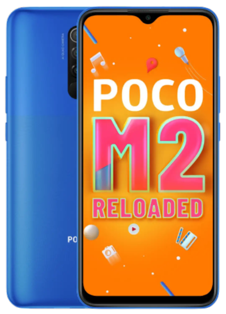 Xiaomi Poco M2 Reloaded – Full Specifications