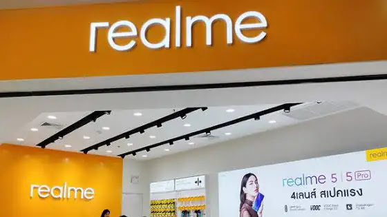 Realme becomes the top 4th in Greece, Slovenia, and Czech Republic for Q1 2021